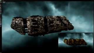 Eve Online - Odyssey Capital Ships V3