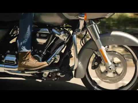 2017 Harley-Davidson Milwaukee Eight 107 & 114 engines