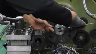 범용선반 컴퓨터응용선반기능사 기계가공 실기 동영상 (캡…
