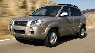 Hyundai Tucson  2.7L 100—130км/ч расход топлива