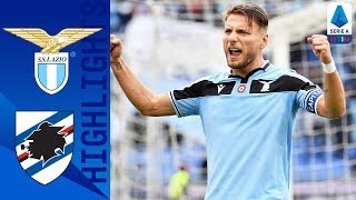 Lazio 5-1 Sampdoria | Immobile Hits a Hat-Trick as Lazio Thrash Sampdoria! | Serie A TIM