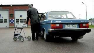 Gubb-240 med överraskning (läs mer i Bilsport 23/2012)