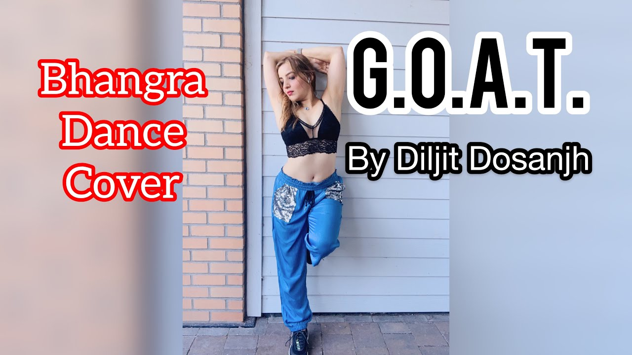 Diljit Dosanjh- G.O.A.T.  | Dance Cover | Bhangra | Beginners | Fitness | Cardio | Easy Steps