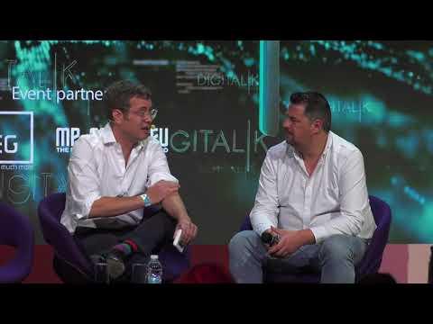 Building The First Global Card Acceptance Brand - Marc-Alexander Christ  | DigitalK 2018
