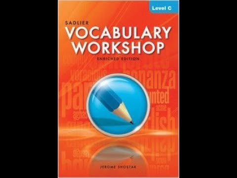 "Book Review- ""Vocabulary Workshop"""