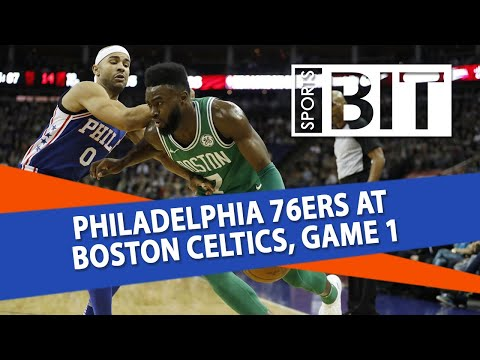 Philadelphia 76ers at Boston Celtics, Game 1 | Sports BIT | NBA Picks