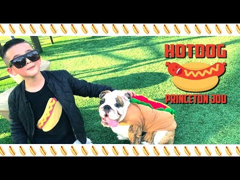 [ Official Hot Dog Song ] Princeton Jou☻ Brand New Kids Songs 2017