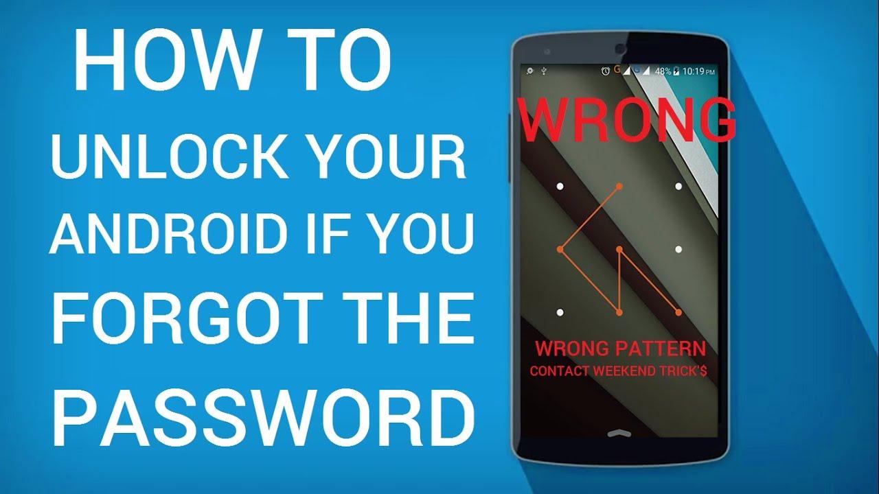 Unlock Phone Pattern New Ideas