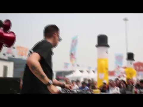 Dj HomeBoy Progressive Psy Trance Performance Shanghai International Lifestyle Show China 3 #tryPsy