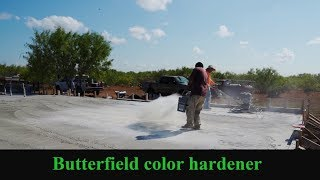 Add color to your Concrete - The Barndominium Show E161