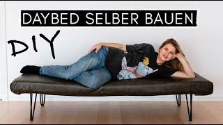 DIY Daybed - Sofa für´s Büro s…