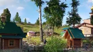 Боголюбский женский монастырь в селе Сарсы-Вторые