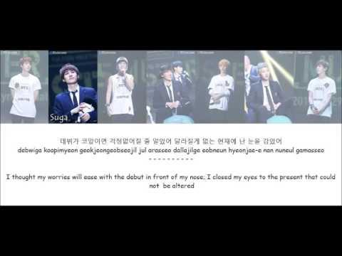 BTS방탄소년단 - Road Path (길) [Han|Rom|Eng Lyrics]