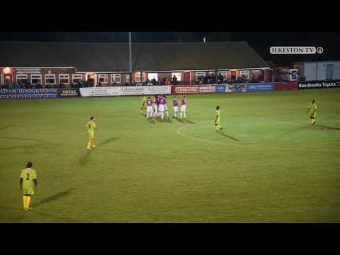 Ilkeston FC 1 - 0 Barwell FC