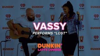 Vassy Performs 'Lost' Live | DLL