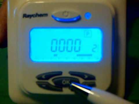 Raychem Ecw Gf Digital Electronic Controller With Groun