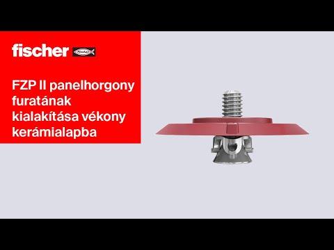Fischer ACT LBT80 4 FZP K