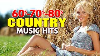 Top 100 Classic Country Songs 60s 70s 80s - Greatest 60s 70s 80s Country Music Hits