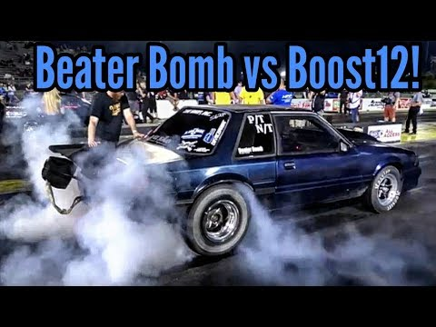 Beater Bomb vs Boost12 at No Prep 2 at Topeka Kansas