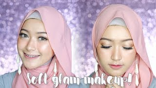SOFT GLAM MAKEUP TUTORIAL | saritiw
