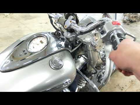 2006 Yamaha XV 1700 Road Star Used Motorcycle Parts For Sale