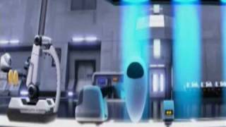 Mise-en-Scene in Wall-E