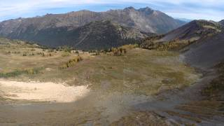 Aerial - Slate Peak Washington