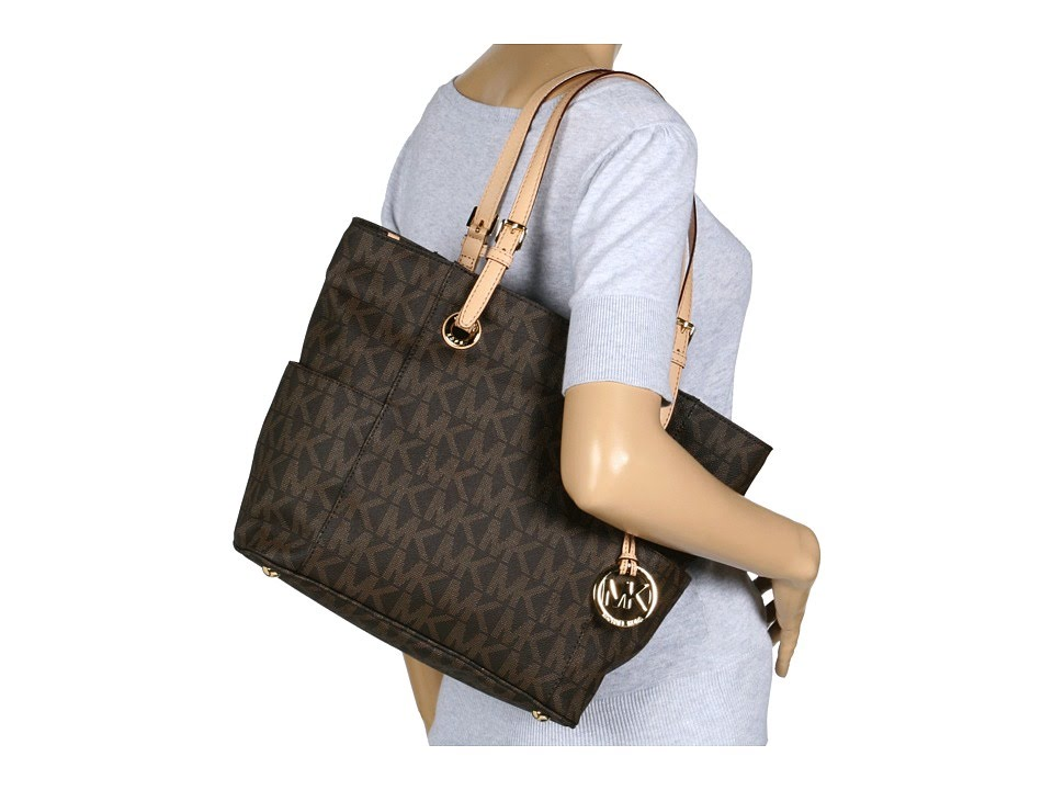 For Women MICHAEL Michael Kors Signature Tote - YouTube 21138681a7