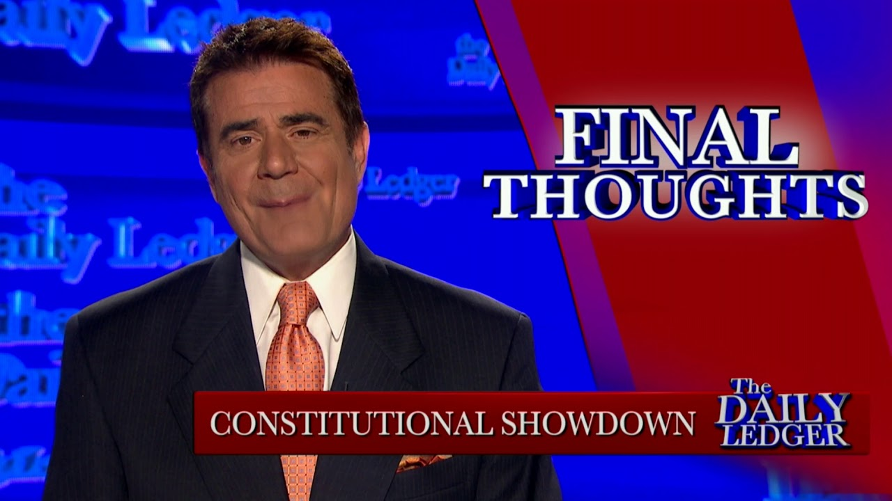 OAN Final Thoughts: Constitutional Showdown