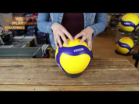 Review Mikasa V200W Volleyball - Official Game Ball  Für DVV, VBL, ÖVV & FIVB