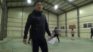 배드민턴경기. 문경시 -원배드민턴 매장 전용코트- 20…