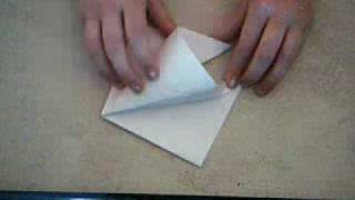 How To Make A Easy Origami Paper Beating Heart!