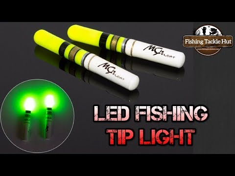 Fishing Tackle Hut LED Fishing Rod Tip Light