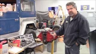 Refresh Dodge Coronet 273 V8 Engine Part 2, lastchanceautorestore com