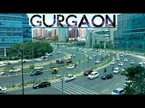 GURGAON City - Views & Facts About Gurgaon City || Haryana || India || Plenty Facts || Gurgaon 2019