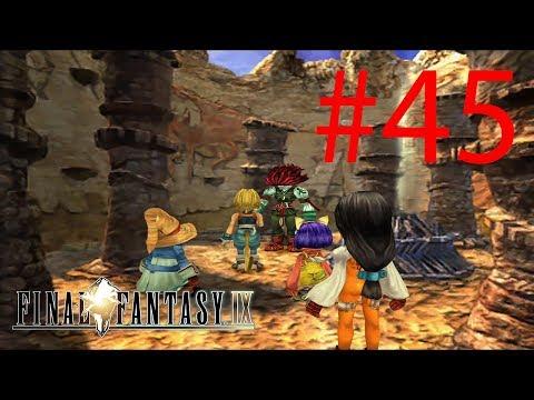 Guia Final Fantasy IX (PS4) - 45 - El pasado de Daga