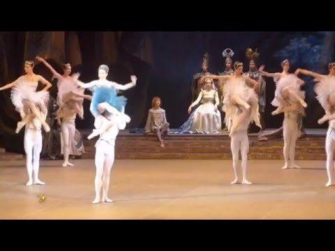"Ekaterina Krysanova and Artem Ovcharenko in ""Raymonda"" - grand pas - 12.02.16"