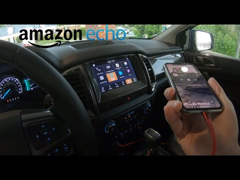 How-To Use Amazon Echo (Alexa) In Your Ford Vehicle