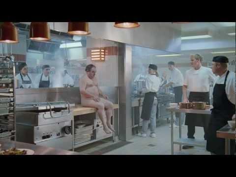 Specsavers 'Sauna' advert