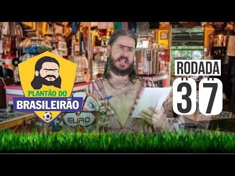 Plantão do Brasileirão: Rodada 37 #Gols #Futebol2019