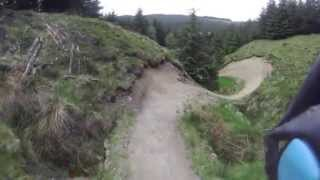 Gisburn Forest - 'Hully Gully'