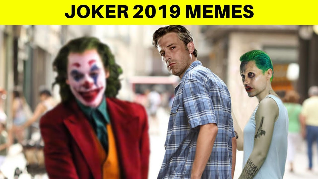 25 Of The Funniest The Joker Memes And Tweets