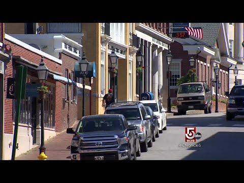 Main Streets And Back Roads Of Bath, Maine