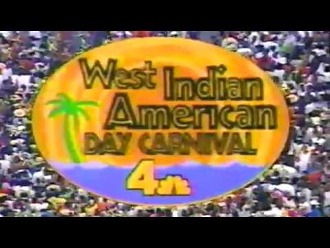 West Indian American Day Parade - Labor Day 1998