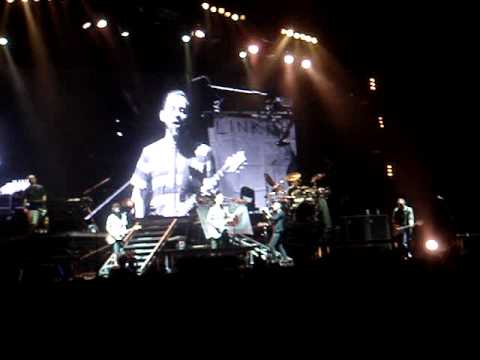 No Roads Left live : Linkin Park - Yokohama 9.13