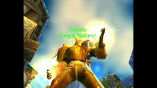 World of Warcraft guild Legie Nebes movie 1 free server Darkdemon