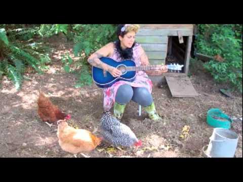 Kimya Dawson - All I Could Do - Live