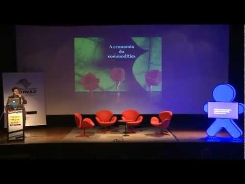 """Social Media Week -- Palestra com Gil Giardelli """"Você é o que você compartilha"""""""