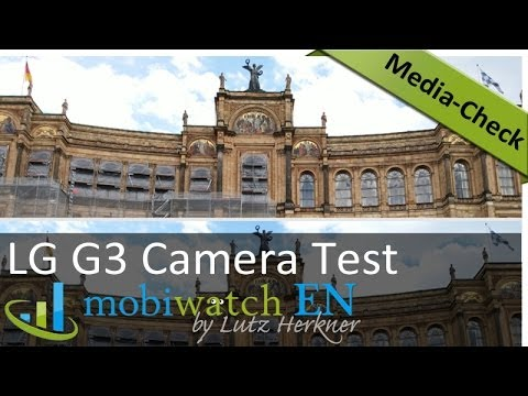 LG G3 Media-Check: Photo and Video Comparison to the S5 - Review