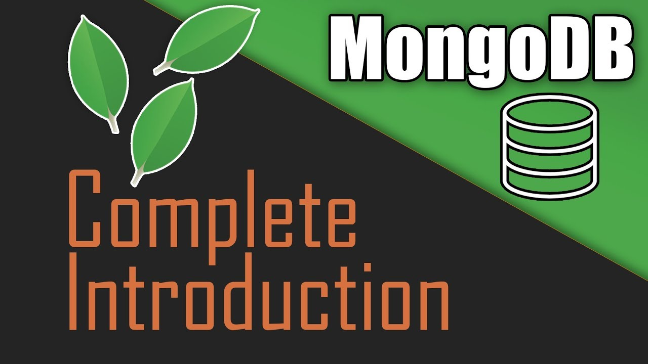 MongoDB Complete Introduction & Summary